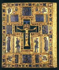 Pace di Ariberto d'Intimiano (Tesoro del Duomo di Milano), secondo decennio del XI secolo ca.