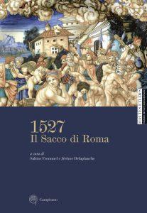 1527 IL SACCO DI ROMA COPERTINA